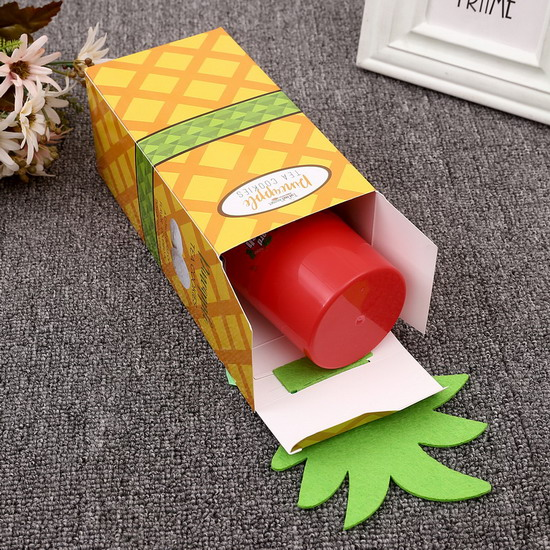gift supremarket cookies pack Paper Box