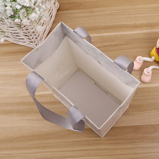 new style thread tape handle paper bag